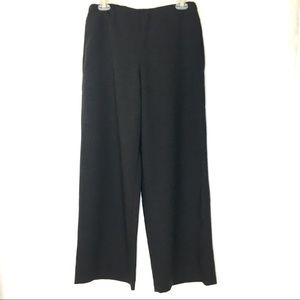 Eileen Fisher Wool Wide Leg Pants